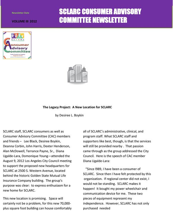 10CAC Newsletter 2 Vol32012
